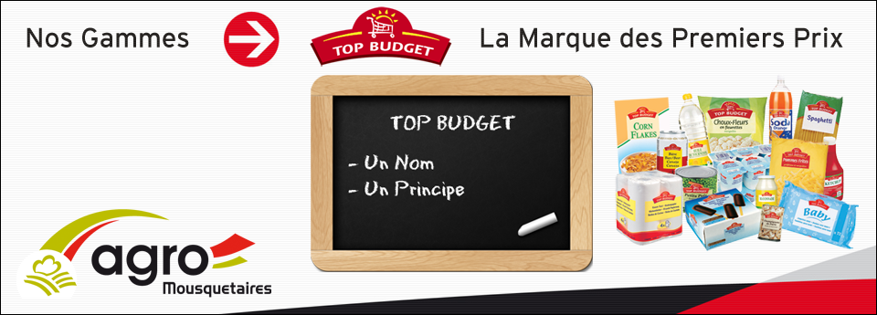 Nos Marques - Top Budget